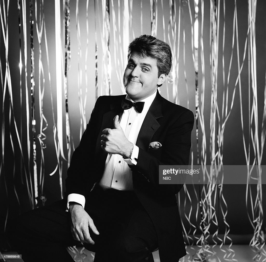 Guest host <a gi-track='captionPersonalityLinkClicked' href=/galleries/search?phrase=Jay+Leno+-+Television+Host&family=editorial&specificpeople=156431 ng-click='$event.stopPropagation()'>Jay Leno</a> will host a special Live New Year's Eve Tonight Show on December 31, 1990 --