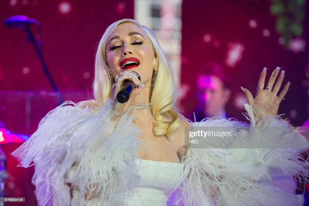 "NBC's ""Today"" with guests Gwen Stefani, James Patterson, Macy's Day Parade"