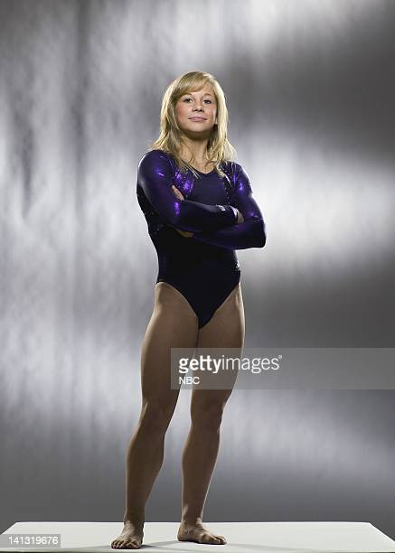 Gymnast Shawn Johnson Photo by Mitchell Haaseth/NBCU Photo Bank