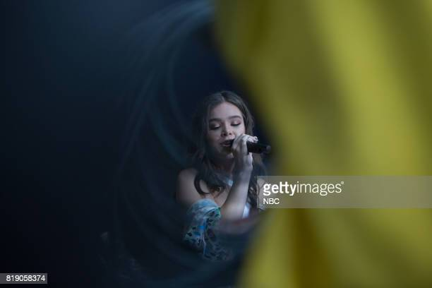 Hailee Steinfeld on Friday July 14 2017