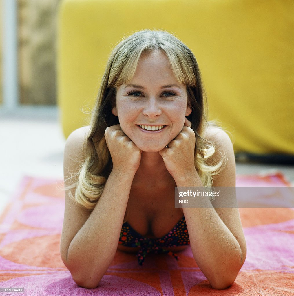 Heather North as Sandy Horton c. 1972-1973 --