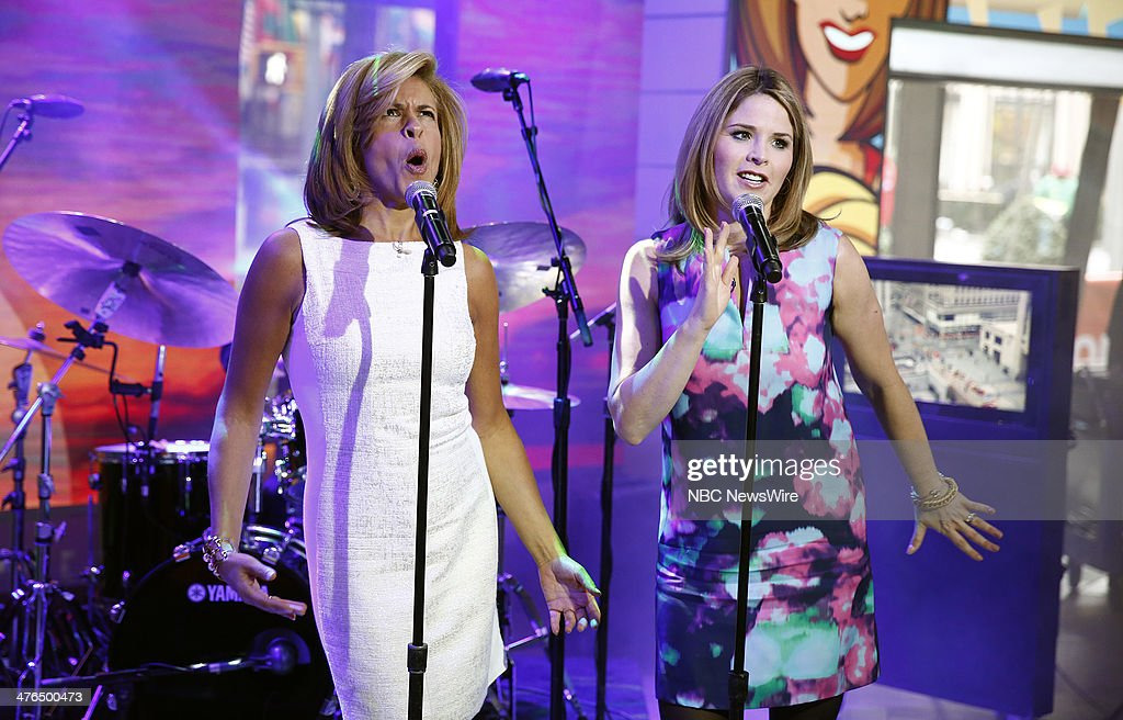 <a gi-track='captionPersonalityLinkClicked' href=/galleries/search?phrase=Hoda+Kotb&family=editorial&specificpeople=2338013 ng-click='$event.stopPropagation()'>Hoda Kotb</a> and <a gi-track='captionPersonalityLinkClicked' href=/galleries/search?phrase=Jenna+Bush+Hager&family=editorial&specificpeople=175840 ng-click='$event.stopPropagation()'>Jenna Bush Hager</a> appear on NBC News' 'Today' show --