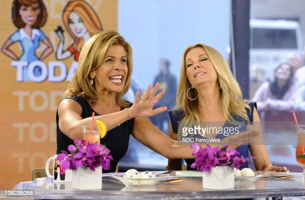 Hoda kotb and kathie lee gifford appear on nbc news - Nbc today show kathie lee and hoda ...