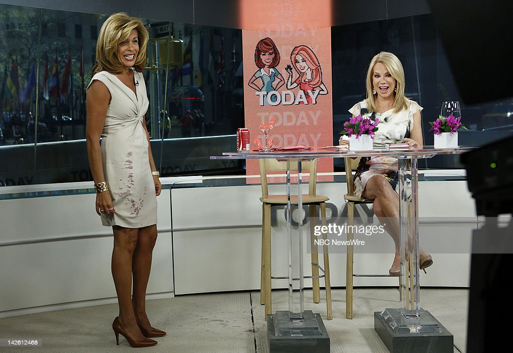 Nbc 39 s today with guests dolvett quince guy pearce - Nbc today show kathie lee and hoda ...