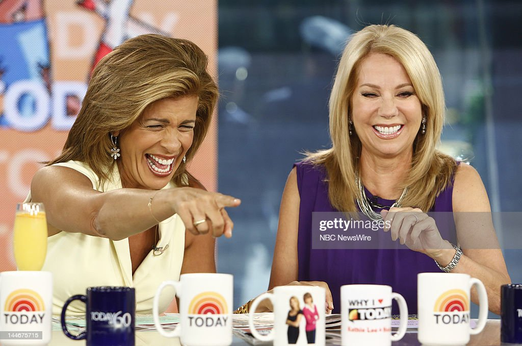 Nbc 39 s today with guests sharon osbourne jane krakowski - Nbc today show kathie lee and hoda ...