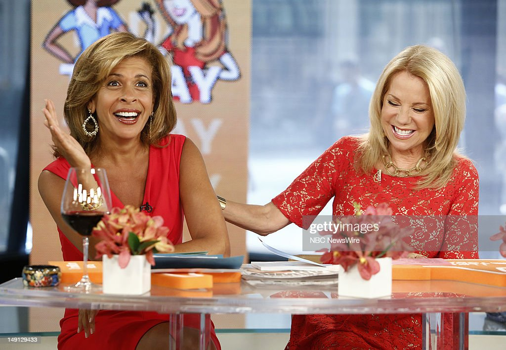 Nbc 39 s today with guests joy bauer julia allison emily - Nbc today show kathie lee and hoda ...