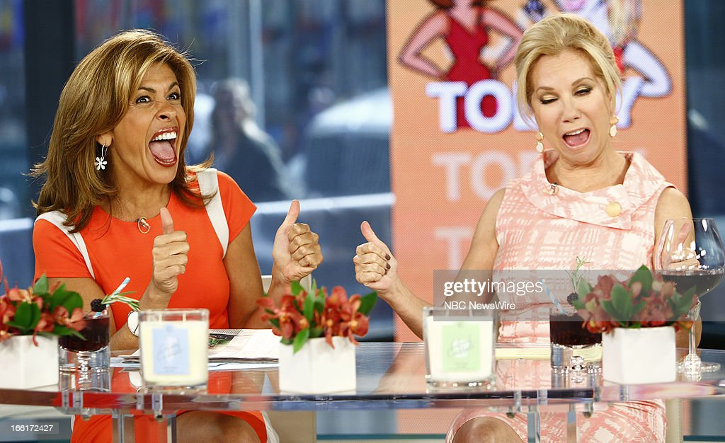 Nbc 39 s today with guests jill smokler sunny anderson - Nbc today show kathie lee and hoda ...