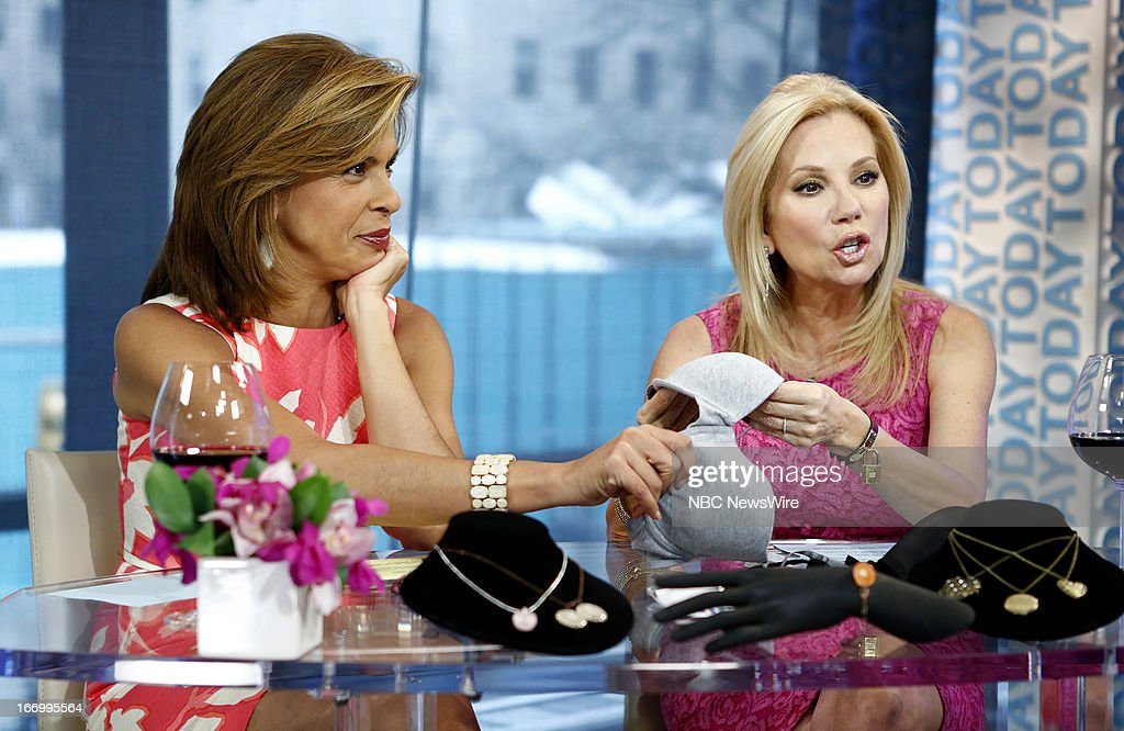 Nbc 39 s today with guests kevin and dani jonas don - Nbc today show kathie lee and hoda ...