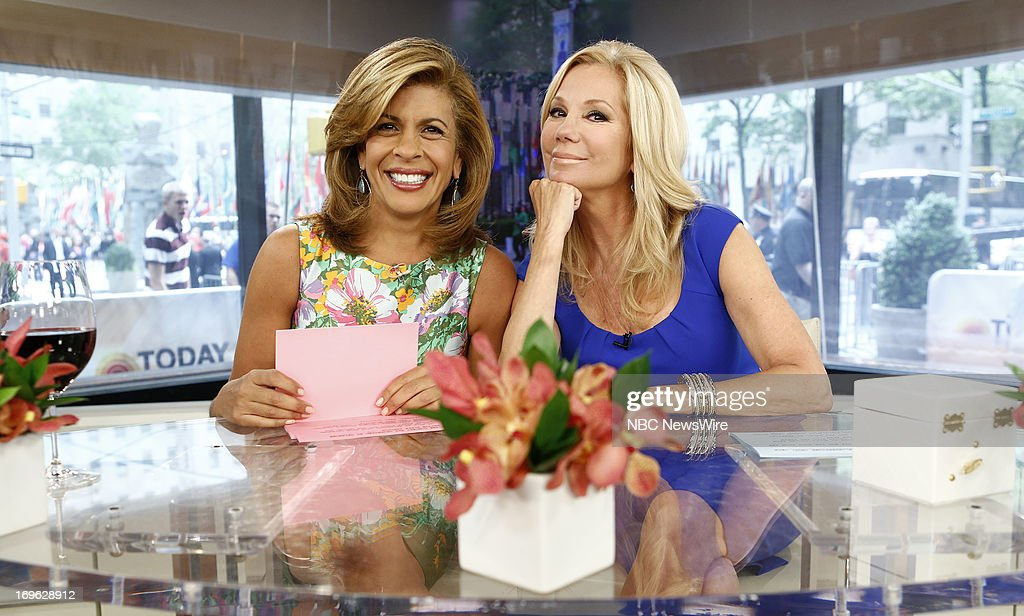 Nbc 39 s today with guests jim cramer silver spoons - Nbc today show kathie lee and hoda ...