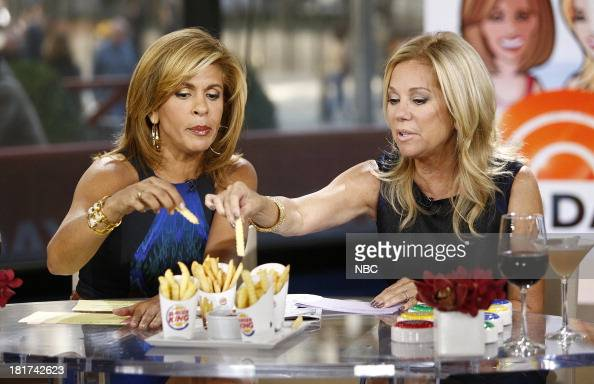 Airdate 9 24 2013 stock photos and pictures getty images - Nbc today show kathie lee and hoda ...
