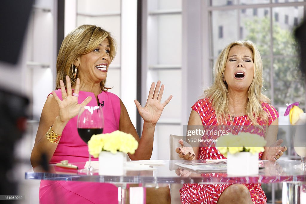 Nbc 39 s today season 63 getty images - Nbc today show kathie lee and hoda ...