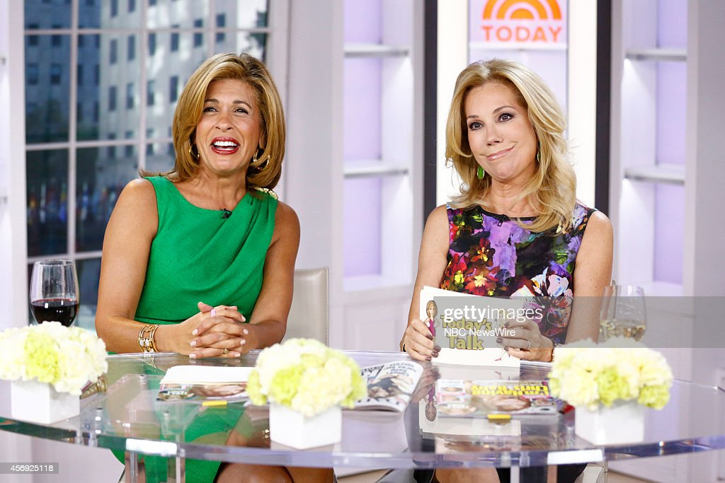 Nbc 39 s today with guests fleetwood mac carolee carmello - Nbc today show kathie lee and hoda ...