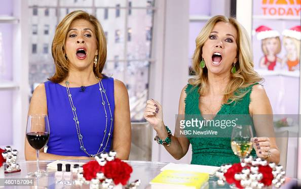 Nbc 39 s today with guests adriana lima brandi milloy - Nbc today show kathie lee and hoda ...