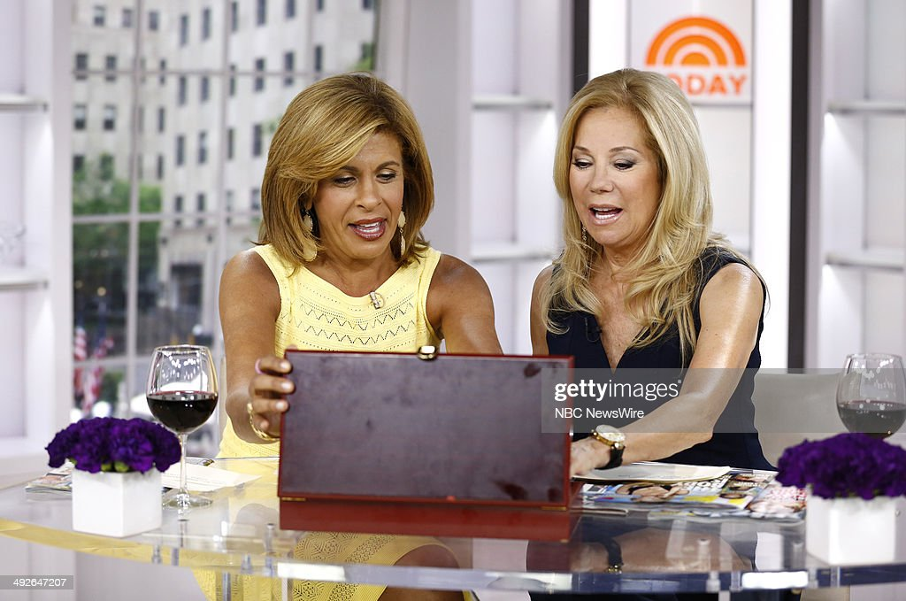 Nbc 39 s today with guests gen stanley mcchrystal josh - Nbc today show kathie lee and hoda ...