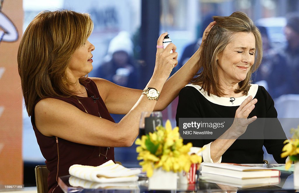 <a gi-track='captionPersonalityLinkClicked' href=/galleries/search?phrase=Hoda+Kotb&family=editorial&specificpeople=2338013 ng-click='$event.stopPropagation()'>Hoda Kotb</a> and <a gi-track='captionPersonalityLinkClicked' href=/galleries/search?phrase=Meredith+Vieira&family=editorial&specificpeople=217718 ng-click='$event.stopPropagation()'>Meredith Vieira</a> appear on NBC News' 'Today' show --