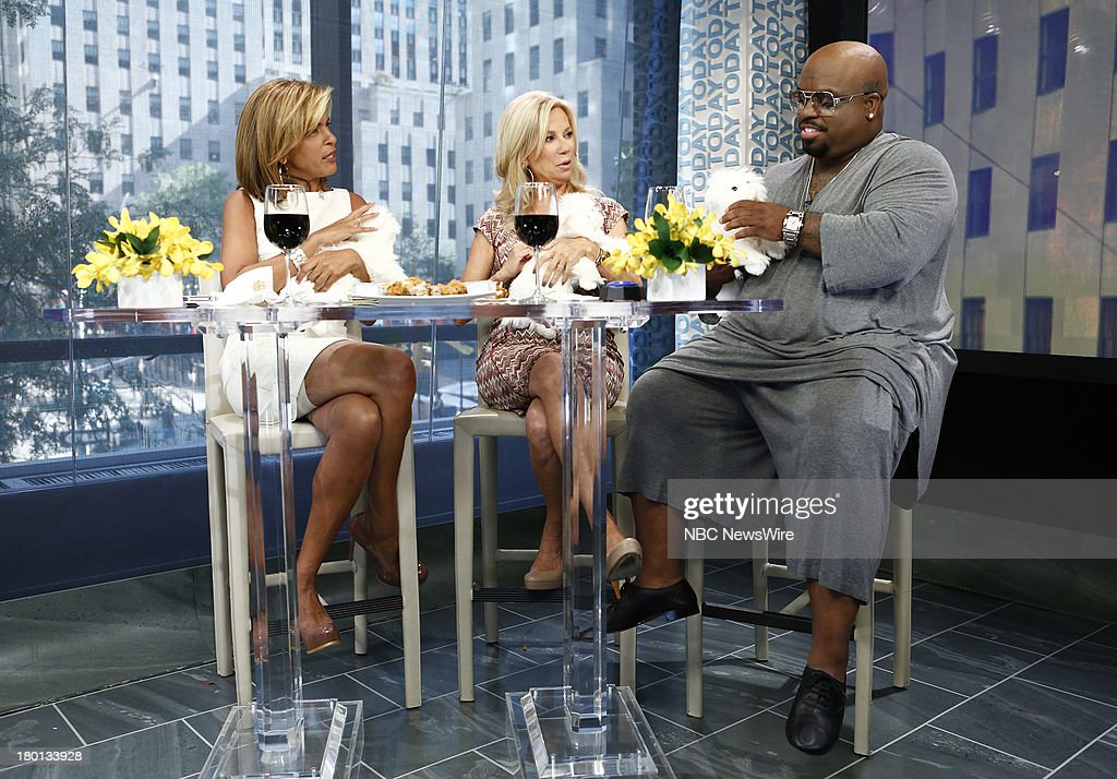 <a gi-track='captionPersonalityLinkClicked' href=/galleries/search?phrase=Hoda+Kotb&family=editorial&specificpeople=2338013 ng-click='$event.stopPropagation()'>Hoda Kotb</a>, <a gi-track='captionPersonalityLinkClicked' href=/galleries/search?phrase=Kathie+Lee+Gifford&family=editorial&specificpeople=203269 ng-click='$event.stopPropagation()'>Kathie Lee Gifford</a> and CeeLo Green appear on NBC News' 'Today' show --