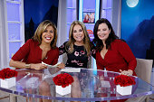 Hoda Kotb Kathie Lee Gifford and Fran Drescher appear on the 'Today' show on Wednesday February 10 2016