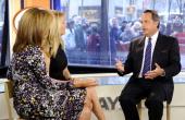 Hoda Kotb Kathie Lee Gifford and Jon Lovitz appear on NBC News' 'Today' show