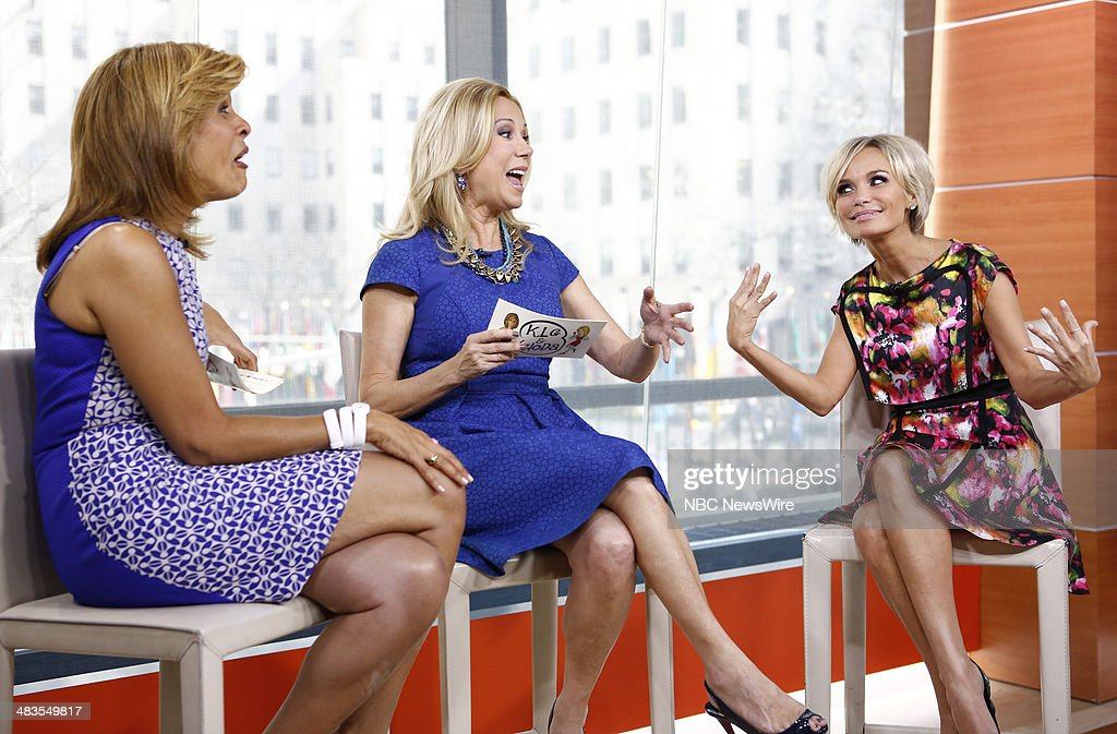 <a gi-track='captionPersonalityLinkClicked' href=/galleries/search?phrase=Hoda+Kotb&family=editorial&specificpeople=2338013 ng-click='$event.stopPropagation()'>Hoda Kotb</a>, <a gi-track='captionPersonalityLinkClicked' href=/galleries/search?phrase=Kathie+Lee+Gifford&family=editorial&specificpeople=203269 ng-click='$event.stopPropagation()'>Kathie Lee Gifford</a> and <a gi-track='captionPersonalityLinkClicked' href=/galleries/search?phrase=Kristin+Chenoweth&family=editorial&specificpeople=207096 ng-click='$event.stopPropagation()'>Kristin Chenoweth</a> appear on NBC News' 'Today' show --