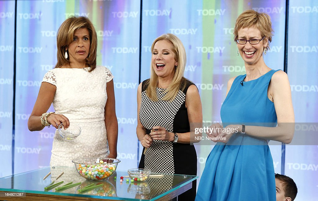 <a gi-track='captionPersonalityLinkClicked' href=/galleries/search?phrase=Hoda+Kotb&family=editorial&specificpeople=2338013 ng-click='$event.stopPropagation()'>Hoda Kotb</a>, <a gi-track='captionPersonalityLinkClicked' href=/galleries/search?phrase=Kathie+Lee+Gifford&family=editorial&specificpeople=203269 ng-click='$event.stopPropagation()'>Kathie Lee Gifford</a> and Mary Giles appear on NBC News' 'Today' show --
