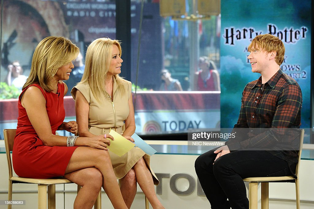 Hoda kotb getty images - Nbc today show kathie lee and hoda ...