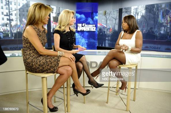 Hoda kotb kathie lee gifford and star jones appear on nbc - Nbc today show kathie lee and hoda ...