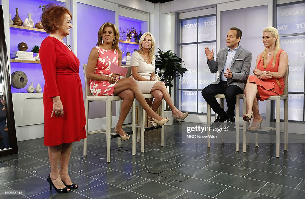 <a gi-track='captionPersonalityLinkClicked' href=/galleries/search?phrase=Hoda+Kotb&family=editorial&specificpeople=2338013 ng-click='$event.stopPropagation()'>Hoda Kotb</a>, <a gi-track='captionPersonalityLinkClicked' href=/galleries/search?phrase=Kathie+Lee+Gifford&family=editorial&specificpeople=203269 ng-click='$event.stopPropagation()'>Kathie Lee Gifford</a>, <a gi-track='captionPersonalityLinkClicked' href=/galleries/search?phrase=Louis+Licari&family=editorial&specificpeople=2642495 ng-click='$event.stopPropagation()'>Louis Licari</a> and Jill Martin appear on NBC News' 'Today' show --