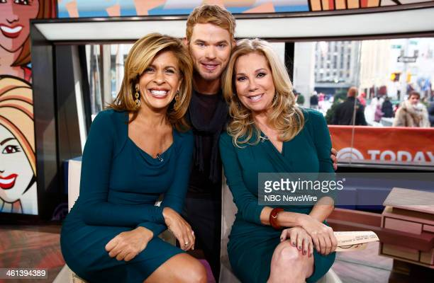 Nbc today stock photos and pictures getty images - Nbc today show kathie lee and hoda ...