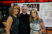Hoda Kotb Tom Jones and Kathie Lee Gifford appear on the 'Today' show on Wednesday November 25 2015