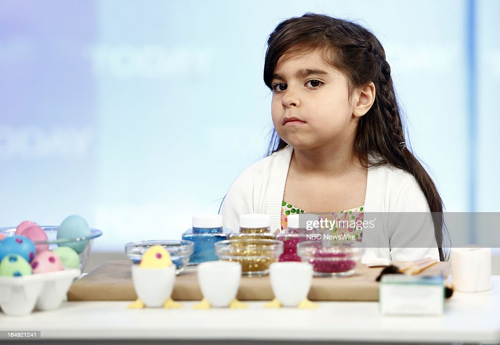 Hoda Kotb's niece Hanna appears on NBC News' 'Today' show --