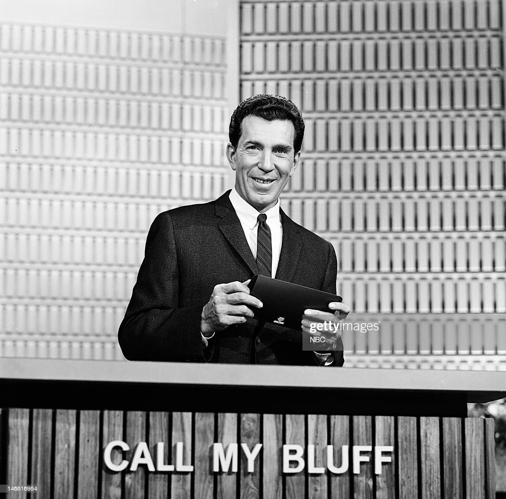 Host Bill Leyden --