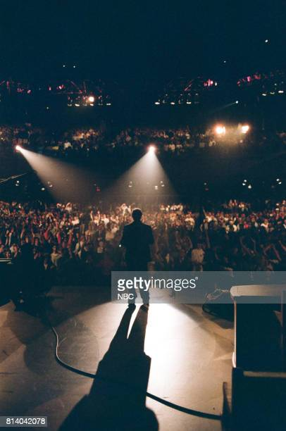 Host Jay Leno on May 7 1998