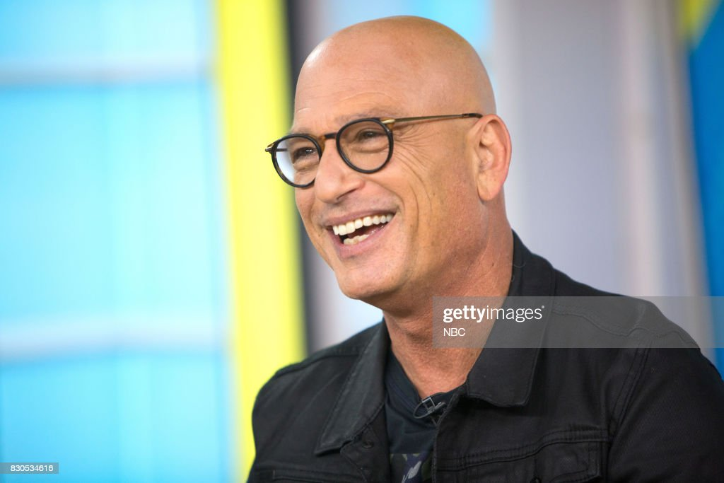 Howie Mandel on Friday, Aug.11, 2017 --