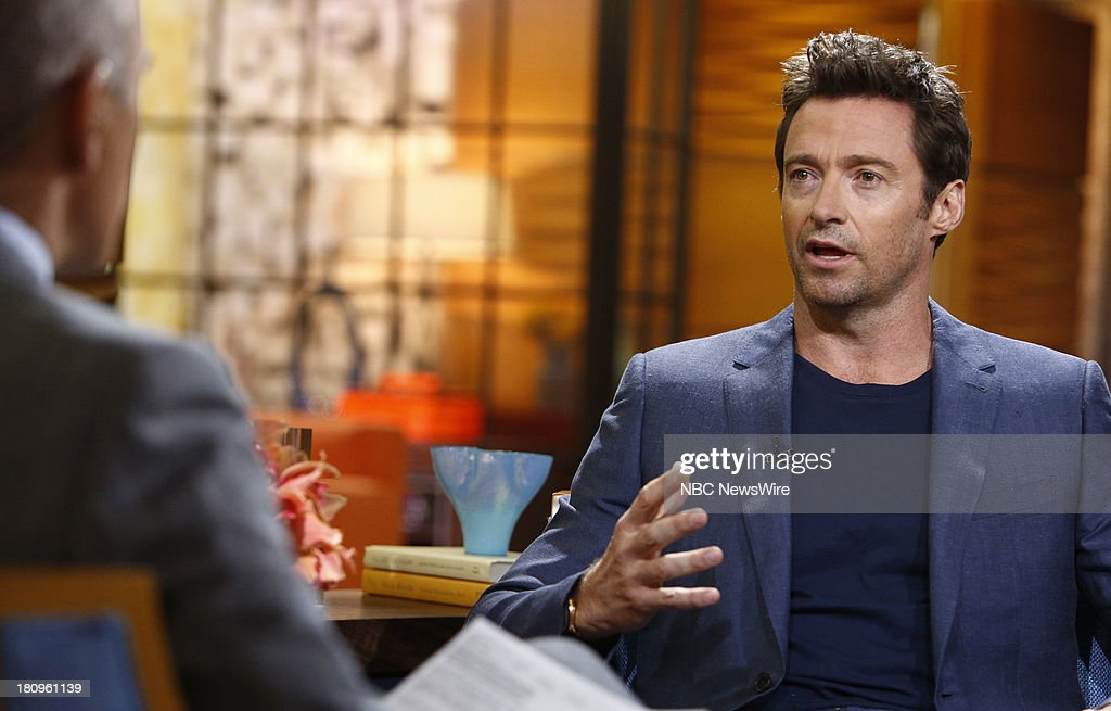 <a gi-track='captionPersonalityLinkClicked' href=/galleries/search?phrase=Hugh+Jackman&family=editorial&specificpeople=202499 ng-click='$event.stopPropagation()'>Hugh Jackman</a> appears on NBC News' 'Today' show --