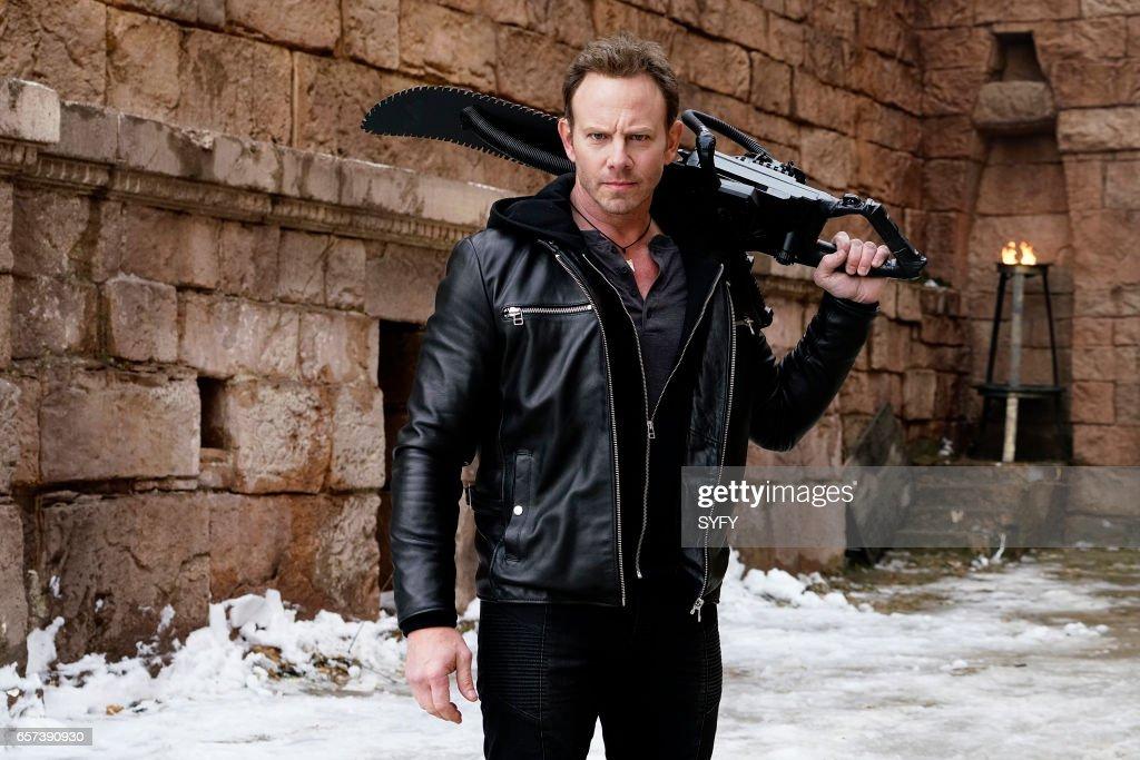Ian Ziering as Fin Shepard --