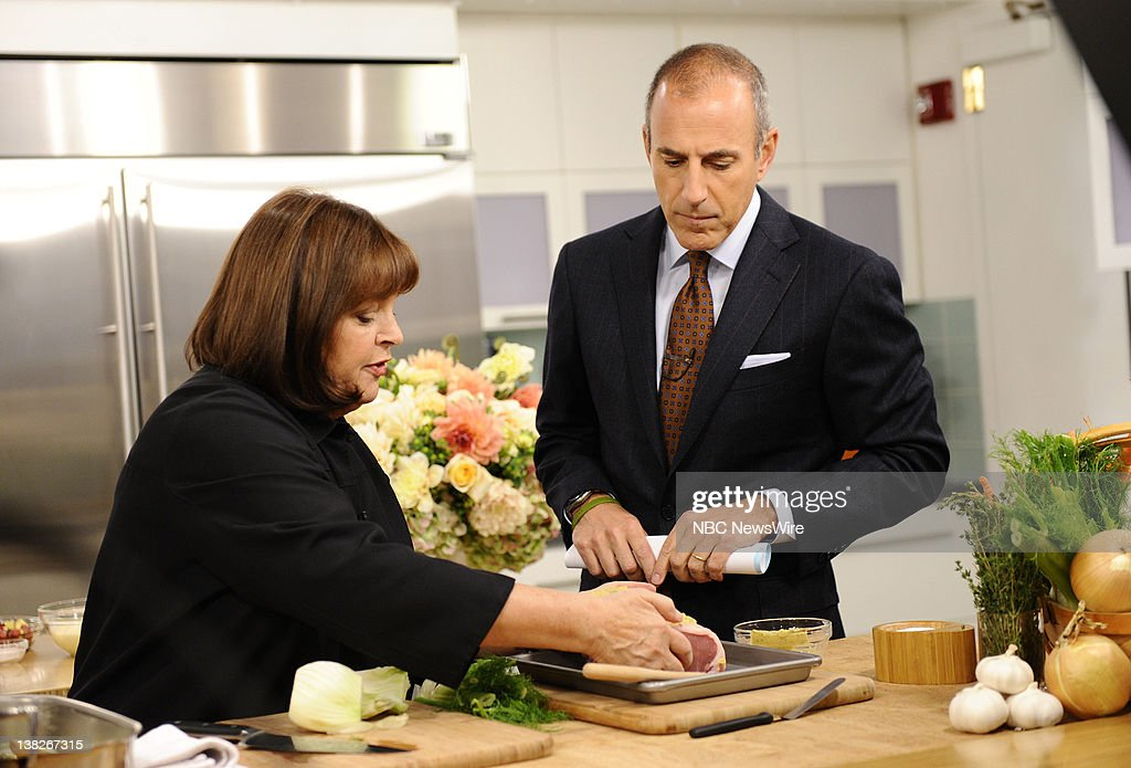 Image result for Matt Lauer today show getty images