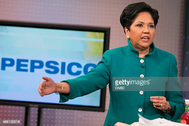 Indra Nooyi Chairperson and Chief Executive Officer of PepsiCo in an interview on March 9 2015