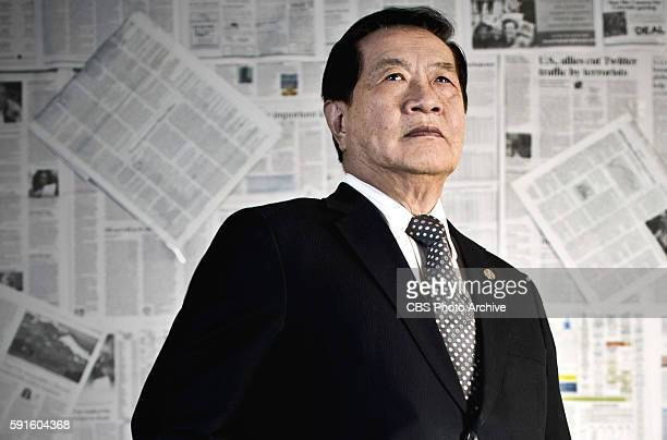 Pictured is Dr Henry Lee worldrenowned forensic scientist in THE CASE OF JONBENÉT RAMSEY premiering SUNDAY SEPT 18th on the CBS Television Network