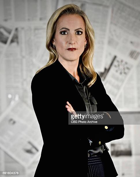 Pictured is Laura Richards former New Scotland Yard criminal behavioral analyst in THE CASE OF JONBENÉT RAMSEY premiering SUNDAY SEPT 18th on the CBS...