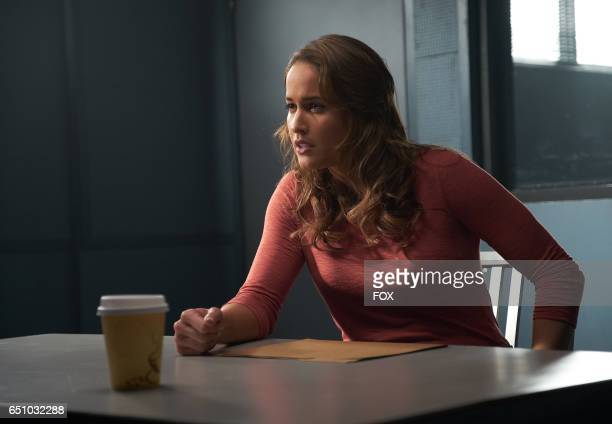 Pictured Jaina Lee Ortiz in the 'Radiation Rough Landings' episode of ROSEWOOD airing Friday Feb 17 on FOX