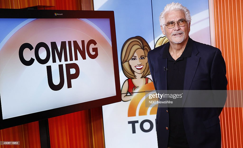 James Brolin appears on NBC News' 'Today' show --