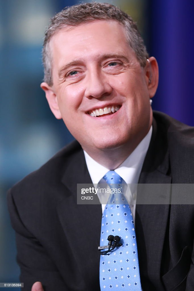 James Bullard, CEO and president of the Federal Reserve Bank of St. Louis, in an interview on February 25, 2016 --