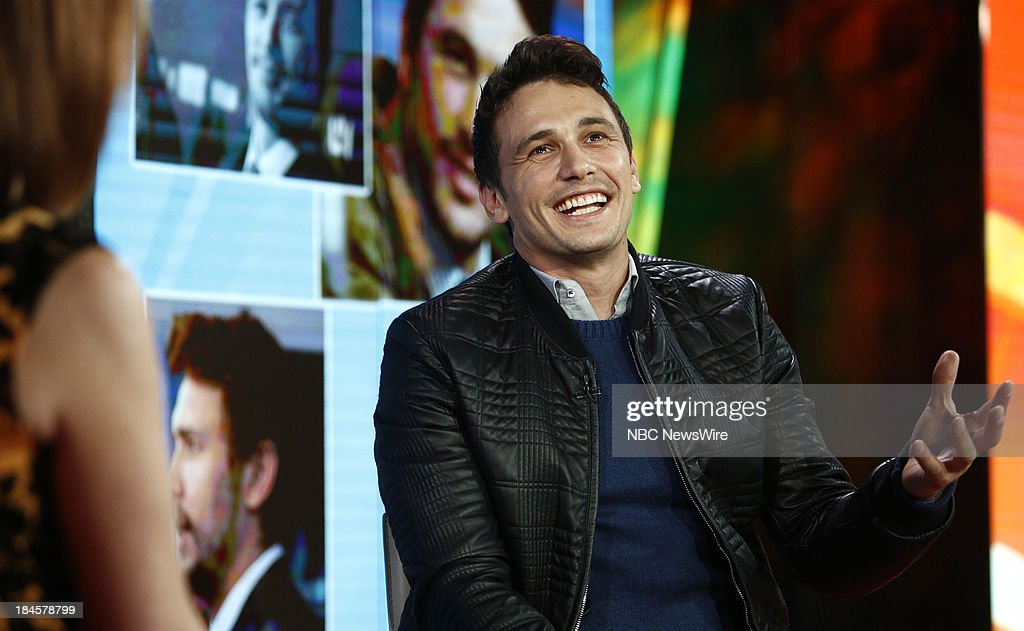 <a gi-track='captionPersonalityLinkClicked' href=/galleries/search?phrase=James+Franco&family=editorial&specificpeople=577480 ng-click='$event.stopPropagation()'>James Franco</a> appears on NBC News' 'Today' show --