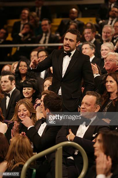 James Franco during the Audience QA on February 15 2015