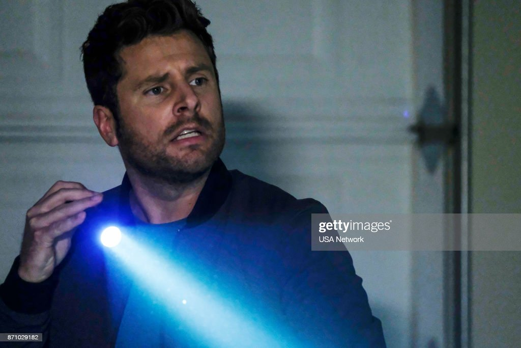 James Roday as Shawn Spencer --