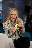 Jamie Anderson Gold Medal winner for Snowboarding