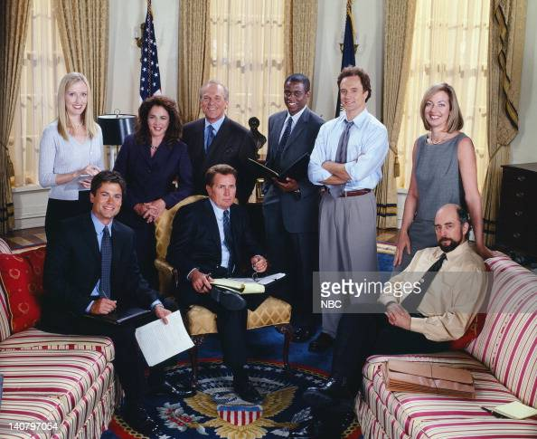 Janel Moloney as Donna Moss Rob Lowe as Sam Seaborn Stockard Channing as Abbey Bartlet Martin Sheen as President Josiah 'Jed' Bartlet John Spencer as...