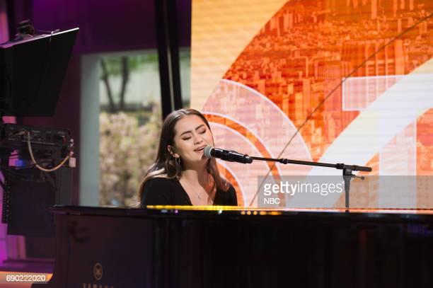 Jasmine Thompson on Wednesday May 24 2017