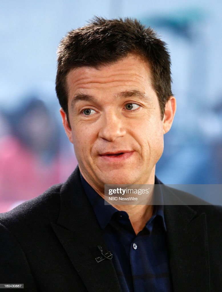 Jason Bateman appears on NBC News' 'Today' show --