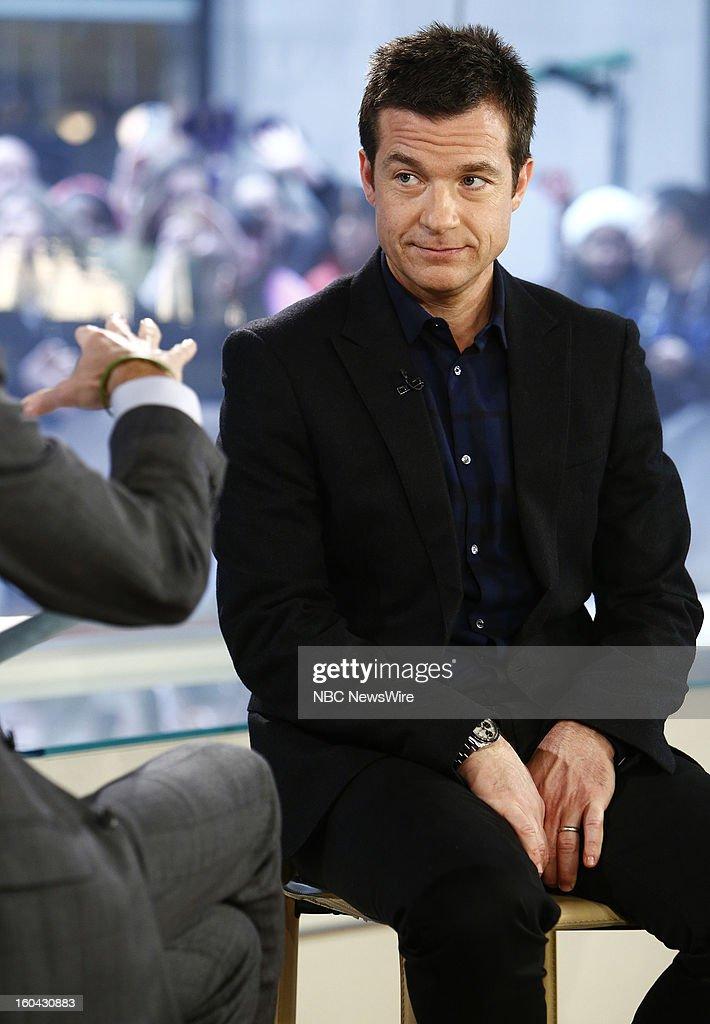 Jason Bateman appears on NBC News' 'Today' show --